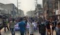 মৌলভীবাজারে পলিটেকনিক শিক্ষার্থীদের মিছিলে বাধা