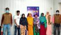 ময়মনসিংহে ৬ নারীসহ ৭ ছিনতাকারী আটক