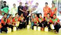 ওয়ালটন চতুর্থ জাতীয় মহিলা থ্রোবল প্রতিযোগিতায় আনসার চ্যাম্পিয়ন