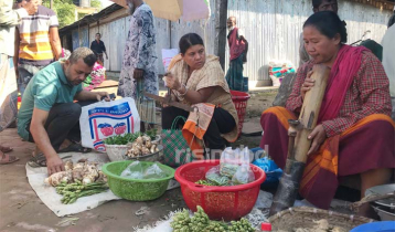 নয় বছর পর কবাখালী বাজার চালু