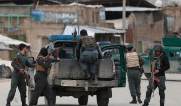 বিমান হামলায় আফগানিস্তানে ৩০ তালেবান নিহত