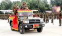 সেনাবাহিনীর রিক্রুট ব্যাচ-২০২০ এর কুচকাওয়াজ অনুষ্ঠিত