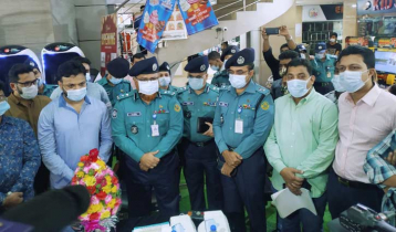করোনা প্রতিরোধে সিএমপি'র সচেতনতামূলক প্রচারণা
