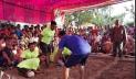 হিলিতে গ্রামবাংলার ঐতিহ্যবাহী হা-ডু-ডু খেলা