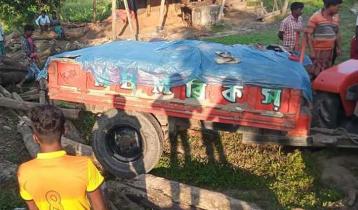 ধামইরহাটে সড়ক দুর্ঘটনায় মাদ্রাসা শিক্ষক নিহত