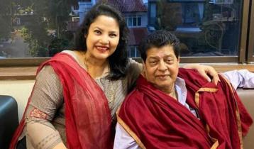 আবারো করোনায় আক্রান্ত নায়ক ফারুক, সঙ্গে স্ত্রী