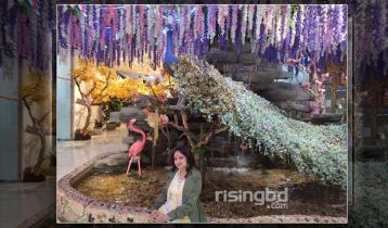 এশিয়ার সবচেয়ে বড় ফুলের বাজার