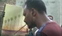 মুখ দিয়ে ছবি এঁকে চিকিৎসার খরচ যোগাচ্ছেন ইব্রাহিম (ভিডিও)
