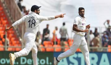 সিরিজ জিতে টেস্ট চ্যাম্পিয়নশিপের ফাইনালে ভারত