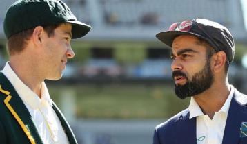 গোলাপি বলে শুরু অস্ট্রেলিয়া-ভারত টেস্ট সিরিজ