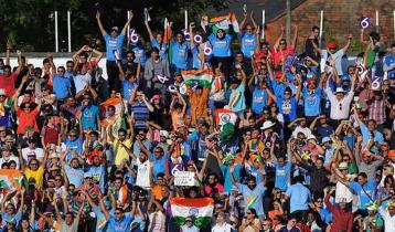 ভারত-ইংল্যান্ড দ্বিতীয় টেস্টের গ্যালারিতে থাকছে দর্শক