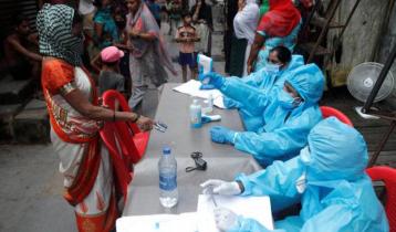 ভারতে করোনায় আরও ১১৪১ জনের মৃত্যু