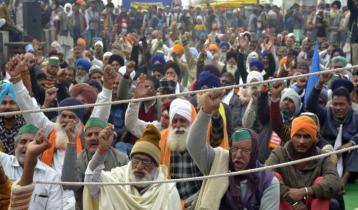 ভারতে কৃষক আন্দোলন: ৩ কৃষি আইন স্থগিতের নির্দেশ