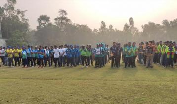 যাত্রাপুর আদর্শ উচ্চ বিদ্যালয়ে প্রাক্তন শিক্ষার্থীদের ক্রিকেট টুর্নামেন্ট অনুষ্ঠিত