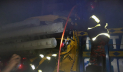 গভীর রাতে দাঁড়িয়ে থাকা ট্রাককে আরেক ট্রাকের ধাক্কা, নিহত ১