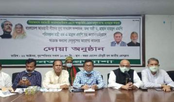 'করোনাকালে সরকার পরিবর্তনের ষড়যন্ত্রকারীরা বিবেকহীন'