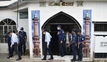 নারায়ণগঞ্জে মসজিদে বিদ্যুতের স্পার্ক থেকে অগ্নিকাণ্ড: তদন্ত কমিটি