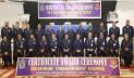 বিমান বাহিনীর ৯ম স্কোয়াড্রন কমান্ডার্স কোর্সের সনদ বিতরণ