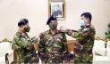 ন্যাশনাল ডিফেন্স কলেজের নবনিযুক্ত কমান্ড্যান্টের দায়িত্ব গ্রহণ