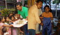 শীতে পথশিশুদের পাশে 'আলোকিত নরসিংদী'