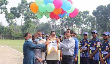 চাটমোহর প্রিমিয়ার লীগ টি-২০ ক্রিকেট টুর্নামেন্ট উদ্বোধন
