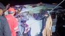 পাকিস্তানে যাত্রীবাহী ভ্যানে অগ্নিকাণ্ড, নিহত ১৩