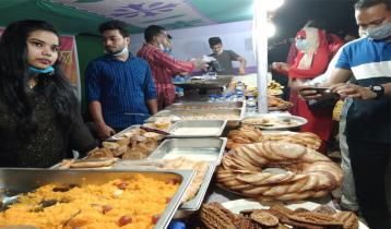 শিল্পকলায় ১৪তম জাতীয় পিঠা উৎসব