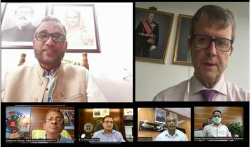 'টেকসই পরিবেশ সৃষ্টিতে কাজ করছে সরকার'