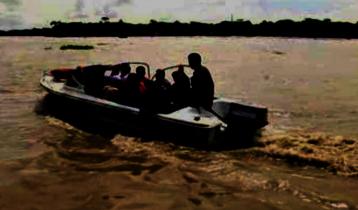 পটুয়াখালীতে স্পিডবোট ডুবি: নিখোঁজ ৫