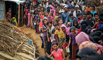 'মিয়ানমার রোহিঙ্গাদের দ্রুত প্রত্যাবাসনে অঙ্গীকারবদ্ধ'