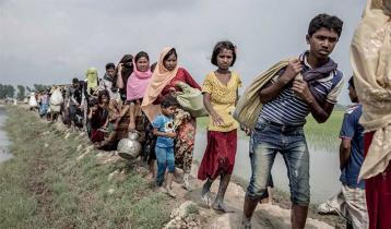 রোহিঙ্গা প্রত্যাবাসন প্রক্রিয়া নিয়ে আলোচনা চায় বাংলাদেশ