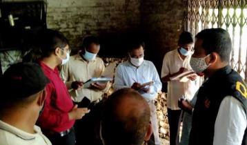 সিরাজগঞ্জে ৫ অসাধু ব্যবসায়ীকে জরিমানা