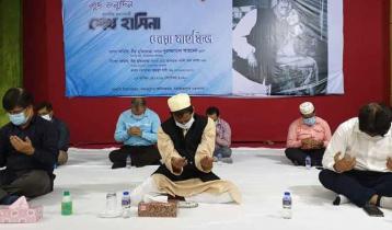 'শেখ হাসিনার হাতেই সমৃদ্ধ বাংলাদেশের চাবিকাঠি'