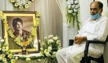 অভিনেতা সুশান্তের বাবা হাসপাতালে