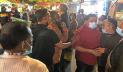 নিউ ইয়র্কে আওয়ামী লীগের সমাবেশে ফের হট্টগোল