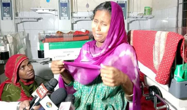 সিরাজগঞ্জ জেনারেল হাসপাতালে শিশু চুরি আতঙ্ক