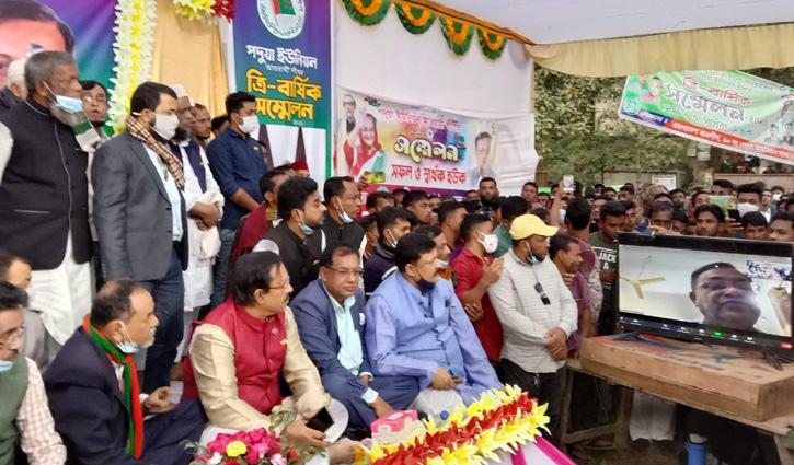 করোনা মোকাবিলায় বাংলাদেশ বিশ্বে উদাহরণ : তথ্যমন্ত্রী