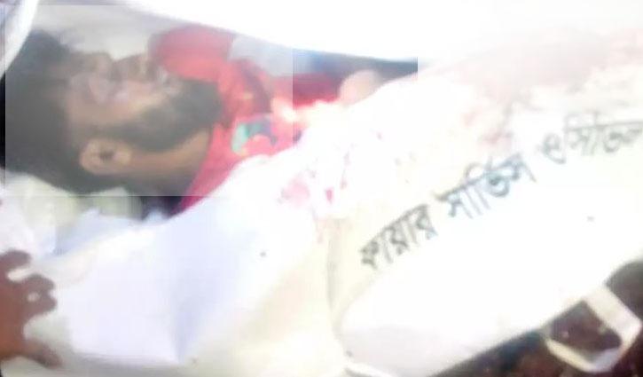 ভোলায় বেলুন বিক্রির গ্যাস সিলিন্ডার বিস্ফোরণে দুইজনের মৃত্যু