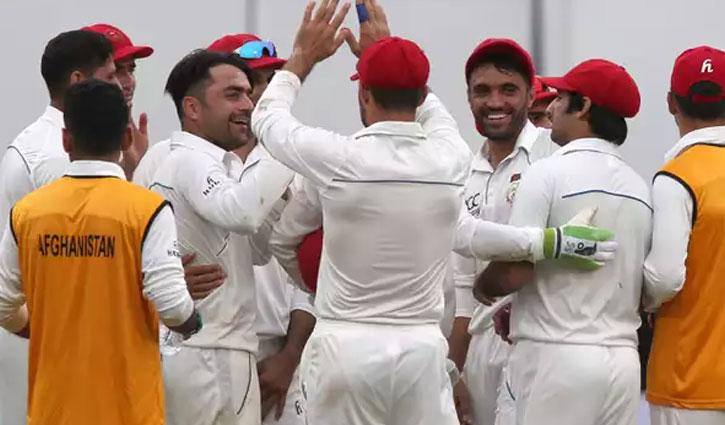 আফগানিস্তানের টেস্ট দলে নতুনের ছড়াছড়ি