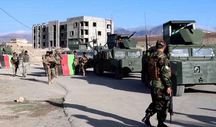আফগানিস্তানে সামরিক ঘাঁটিতে তালেবানের হামলায় নিহত ৩ সেনা