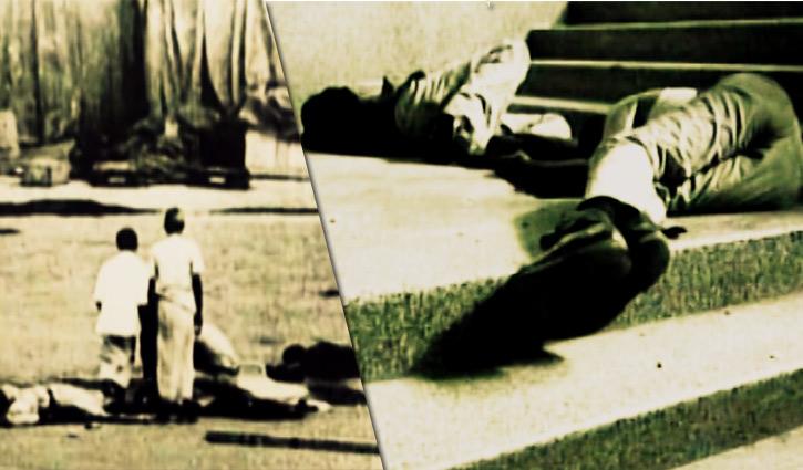 বিমান বাহিনীর সেই হত্যাকাণ্ড নিয়ে 'নাটের গুরু'