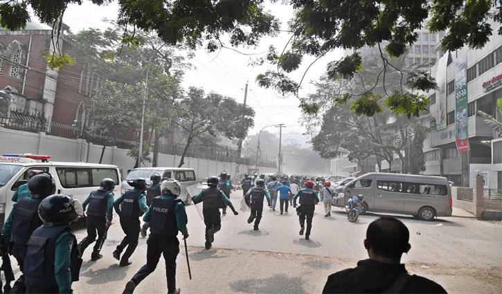 'বিএনপি নেতাদের বিরুদ্ধে তদন্ত সাপেক্ষে ব্যবস্থা নেওয়া হবে'