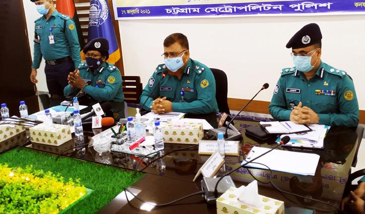 চসিক নির্বাচনে সহিংসতা করলে কাউকে ছাড় নয়: সিএমপি কমিশনার