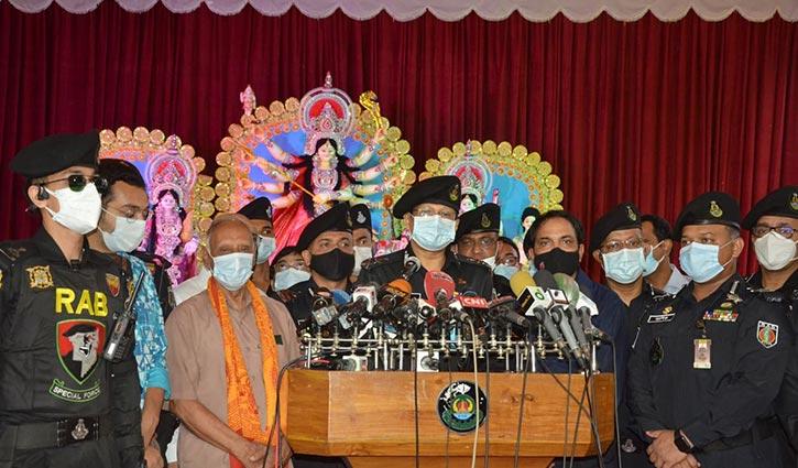 সিনহা হত্যা মামলায় ইতিবাচক অগ্রগতি: র্যাব ডিজি