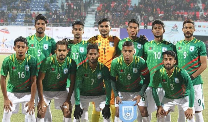 Bangladesh takes lead 2-0 against Nepal