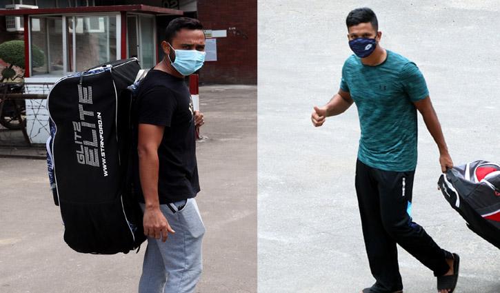 SL Tour: 18 national cricketers test negative for coronavirus