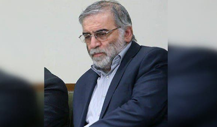 'Father of Iranian bomb' assassinated