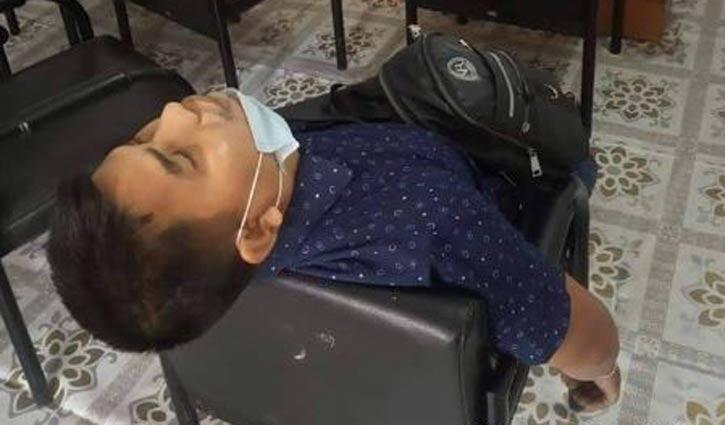 UP member shot dead at govt office in Rangamati