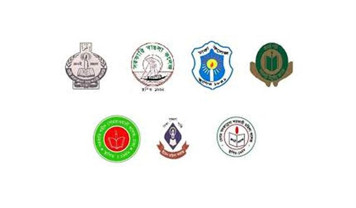 Exam schedule of 7-DU affiliated colleges released