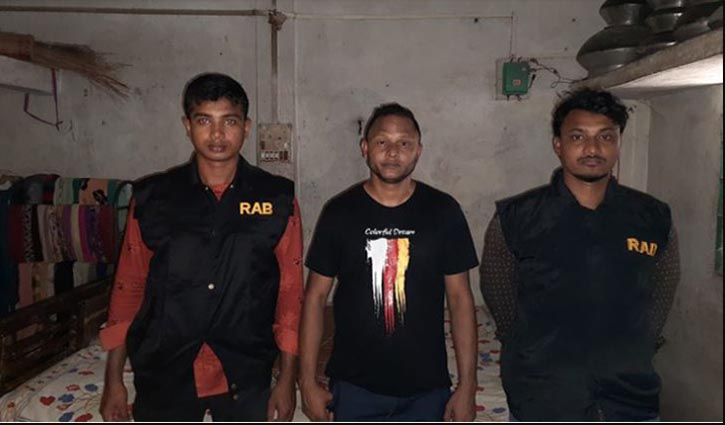 RAB arrests man who threatened to kill Shakib
